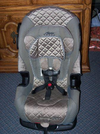 Alpha Omega Elite Convertible All In One Car Seat