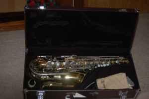 Alto Saxophone - $400 (Friendswood, TX)