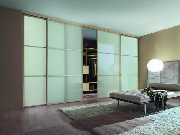 High Gloss Laminate Cabinet Doors: Aluminum Frame, High Gloss, Veneer Laminate Cabinet Doors