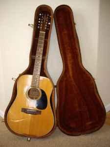 Alvarez 5054 12 String Acoustic Guitar - $250 (Boulder,