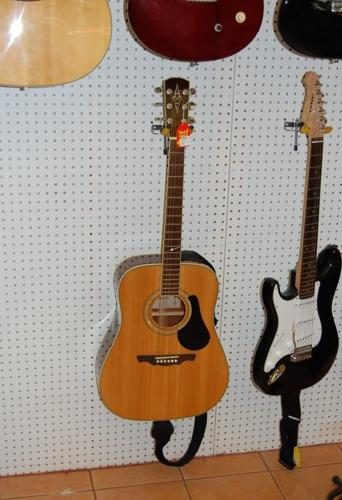 Alvarez AD60S Dreadnought Acoustic Guitar - $249
