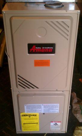 Amana Furnace Counterflow Type Flint Mi For Sale In
