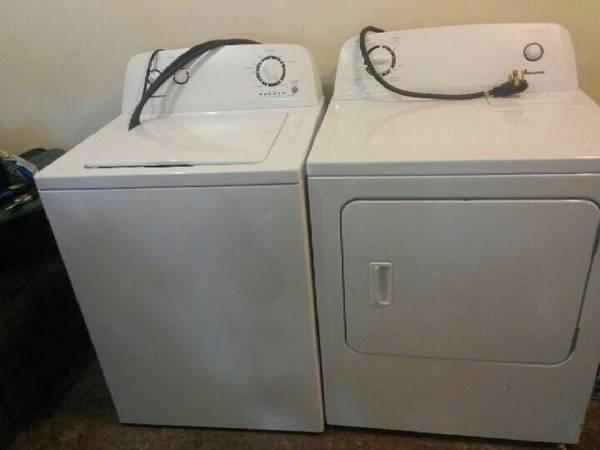 Amana Matching Washer And Dryer Set For Sale In
