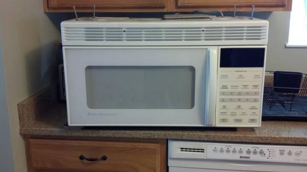 Amana Radarange Above The Range Microwave For Sale