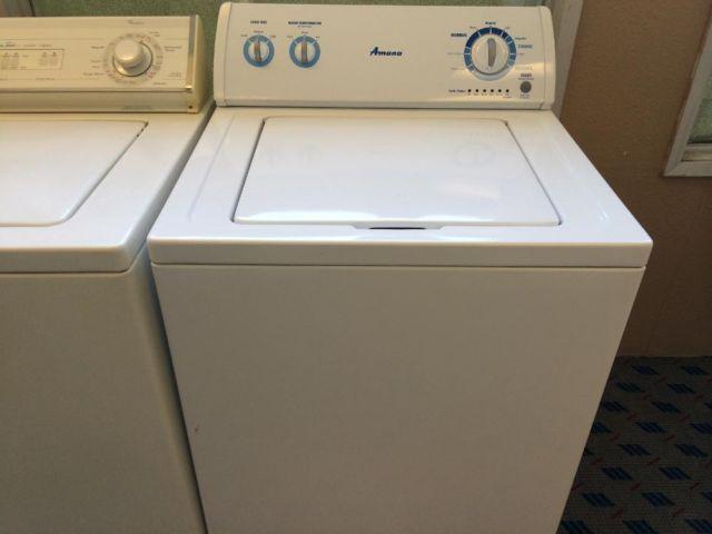 amana washing machine repair
