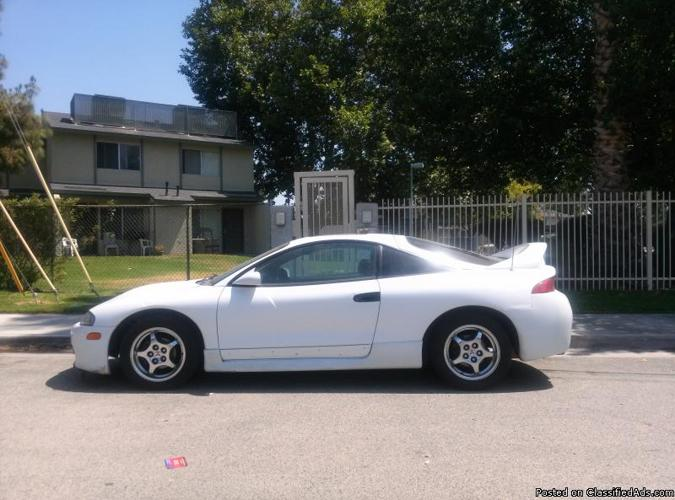 amazing 1998 mitsubishi eclipse gst get it now for sale in riverside california classified. Black Bedroom Furniture Sets. Home Design Ideas