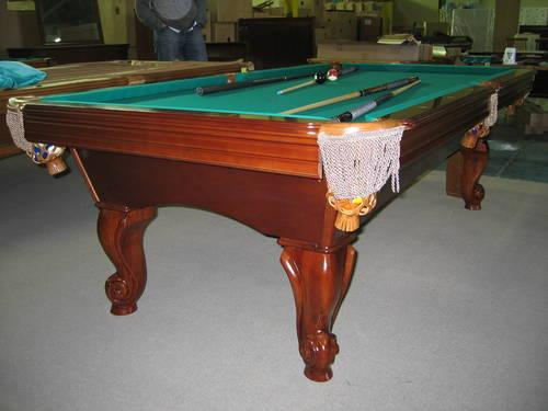 Amazing Price TOP QUALITY Pool Table W/Accessories HIGH