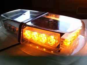 Amber led mini light bar for snow plowsecurityconstruction trucks amber led mini light bar for snow aloadofball Choice Image