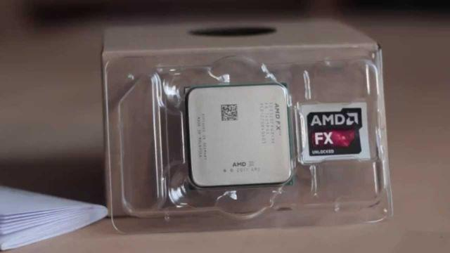 AMD FX-8320 8 CORE CPU 3.5GHZ AND 4.0GHZ TURBO MODE NEW