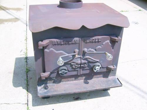 AMERICAN EAGLE WOODSTOVE for Sale in Willowick, Ohio