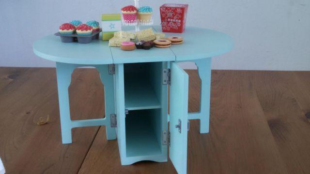 American Baking Table Pet Wash Doll Tent