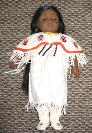 American Girl Doll - Kaya - $75