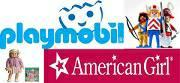 American Girl Doll  Playmobil Consignment Event