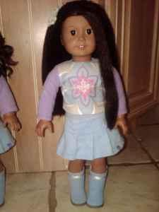 american girl dolls - $55 (Madison)