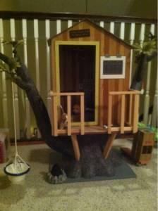 654a4a60959 American girl treehouse - (Brantley) for Sale in Montgomery