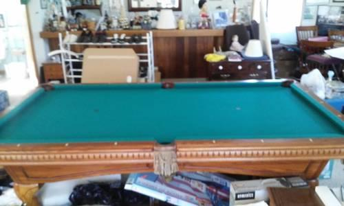 American Heritage Pool Table Classifieds Buy Sell American - American heritage oak pool table