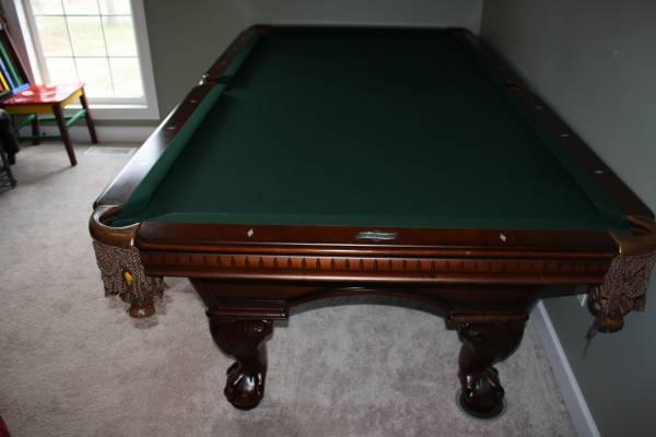 American Heritage Pool Table Classifieds Buy Sell American - American heritage pool table prices