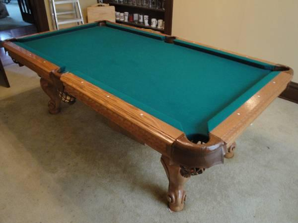 American Heritage Pool Table For Sale In Findlay Ohio Classified - American heritage pool table prices