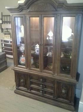 American Of Martinsville China Cabinet For Sale In Bayard