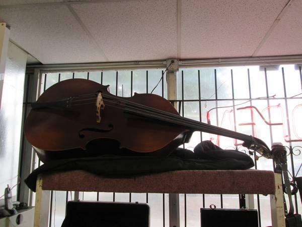 Ametto VB100 Upright Bass - $695