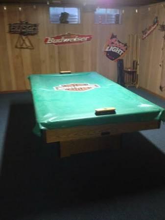 Pool Table Amf Highland Series Classifieds   Buy U0026 Sell Pool Table Amf  Highland Series Across The USA   AmericanListed