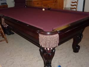 Pool Table Amf Highland Series Sporting Goods For Sale In The USA - Amf playmaster pool table