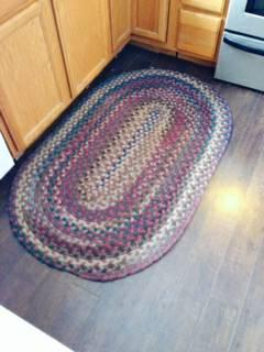 Amish 100 Wool Braided Rugs For Sale In Grand Junction