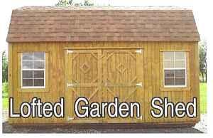 Amish Built Sheds/Barns (Topeka, KS)