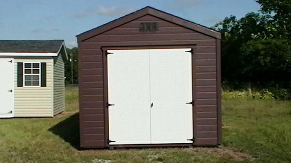 My storage shed here amish storage sheds greensboro nc for Amish built sheds