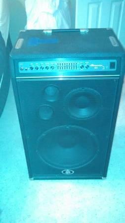 Ampeg B3-158 Combo Amp - $300