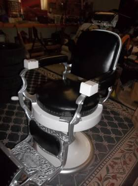 Andy Griffith Style Vintage Koken Barber Chair