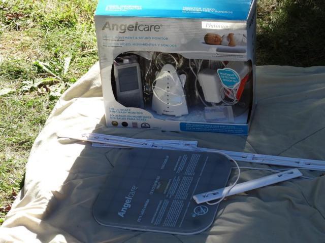 Angelcare Platinum Baby Monitor Sensor System