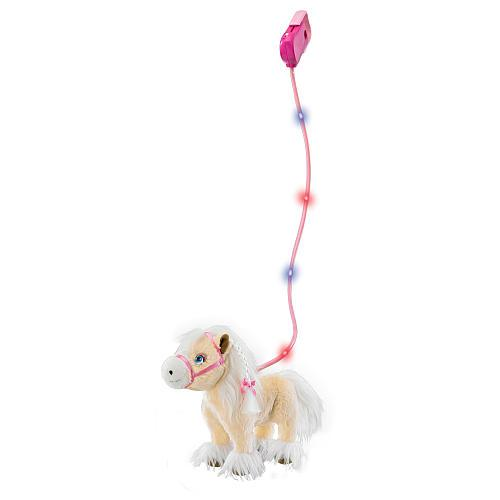 AniMagic Interactive Plush Pony - Tessie Goes Trotting