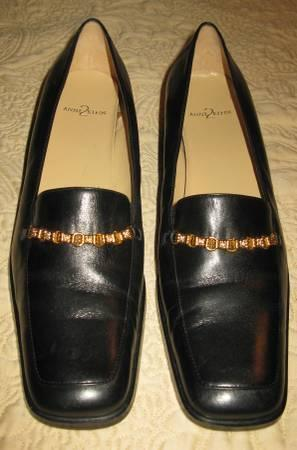 Anne Klein Black Female shoes size 8M - BRAND NEW