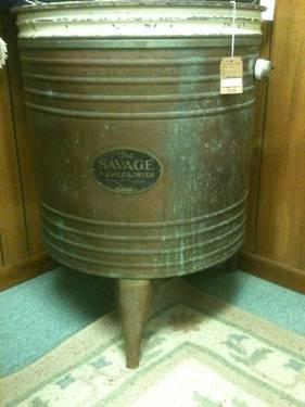 Antique 1930 S Savage Washer Dryer For Sale In Crystal