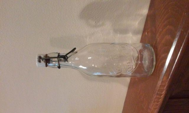 Antique Apothecary Bottle (Citrate Magnesia)