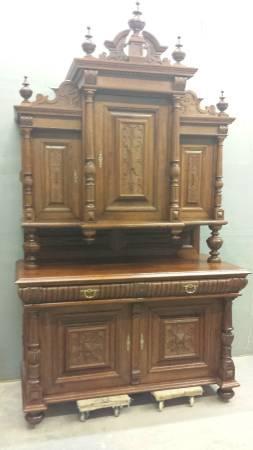 Ordinaire Antique Bar/Cabinet   $3500
