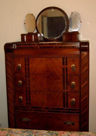 Antique Bedroom Suite 1930 S Hobbs For Sale In