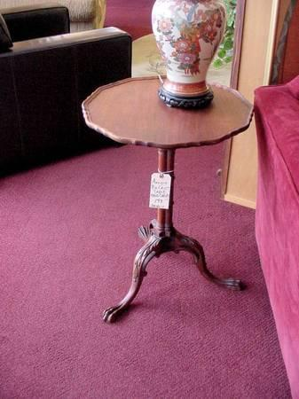 oak claw foot table New and used furniture for sale in the USA - buy ...