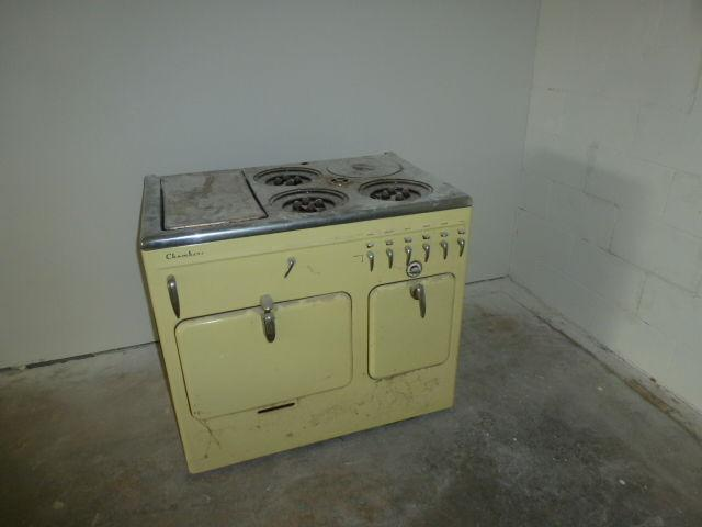 Antique Chambers Stove for Sale