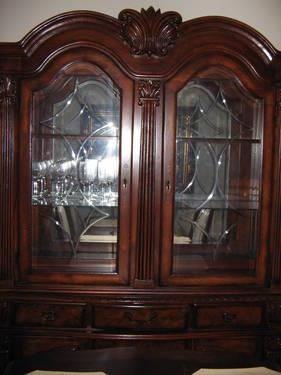 Antique China Hutch Cabinet For Sale In Tampa Florida