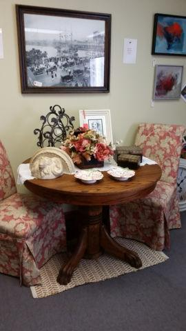 Antique Claw Foot Dining Table Dade City Fl For Sale In