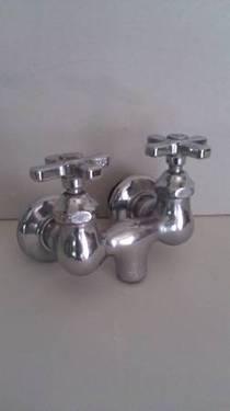 Antique Clawfoot Bathtub Faucet