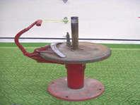 antique coats tireman tire changer for Sale in Brigham ...