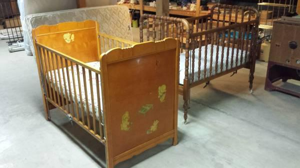 Antique Cribs Baby Beds For Sale In Oskaloosa Iowa