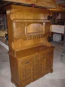 Antique Dining Room Hutch Appleton Wi For Sale In