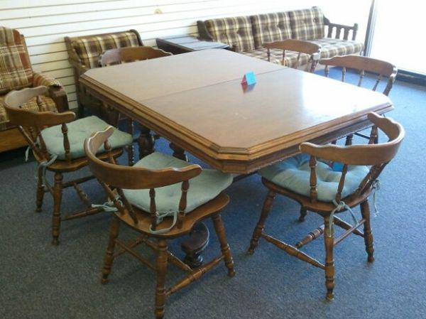 Antique Dining Table Holland For Sale In Holland Michigan Classified