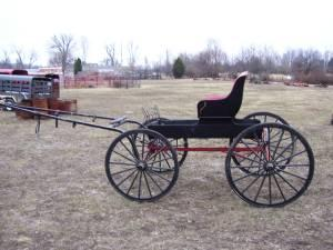 ANTIQUE DOCTOR BUGGY - $1450 (BROOKVILLE)