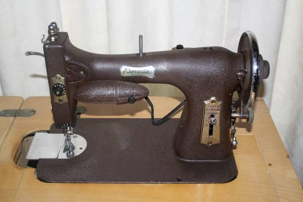 Domestic Sewing Machine Classifieds Buy Sell Domestic Sewing Extraordinary Antique Domestic Sewing Machine