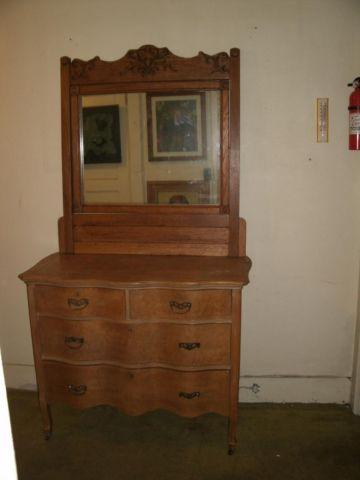 antique dresser and mirror for sale in white plains new york classified. Black Bedroom Furniture Sets. Home Design Ideas